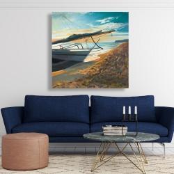 Canvas 48 x 48 - Peaceful seaside