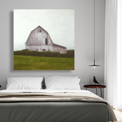 Canvas 48 x 48 - Rustic barn