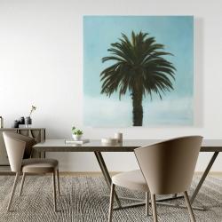Canvas 48 x 48 - Tropical palm