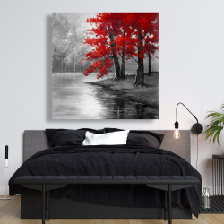 Canvas 48 x 48 - Peaceful view