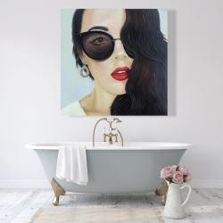 Canvas 48 x 48 - Fashionable sunglasses