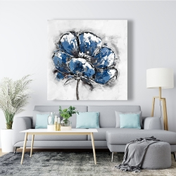 Canvas 48 x 48 - Small flower