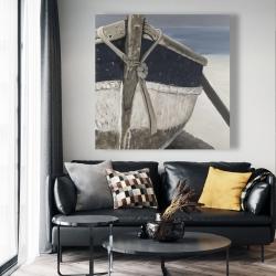 Canvas 48 x 48 - Bateau