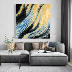 Canvas 48 x 48 - Wavy wave