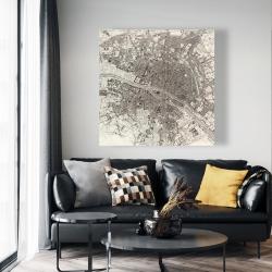 Canvas 48 x 48 - Paris