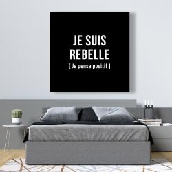 Canvas 48 x 48 - I'm rebellious