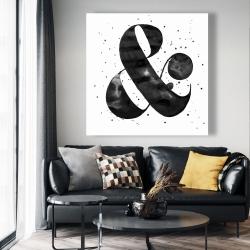 Canvas 48 x 48 - Ampersand