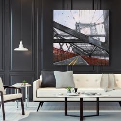 Canvas 48 x 48 - Bridge architecture