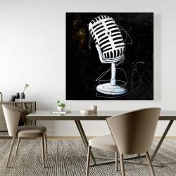 Canvas 48 x 48 - Microphone