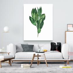 Canvas 48 x 60 - Bay leaves bundle