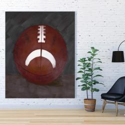 Canvas 48 x 60 - Football ball