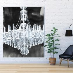 Canvas 48 x 60 - Glam chandelier