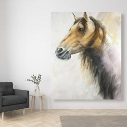 Canvas 48 x 60 - Wild horse