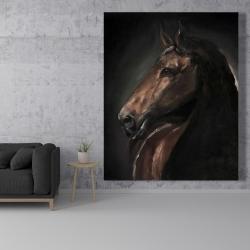Canvas 48 x 60 - Spirit the horse