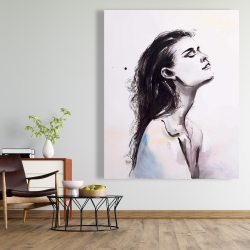 Canvas 48 x 60 - Bare skin
