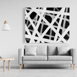 Canvas 48 x 60 - Geometric stripes