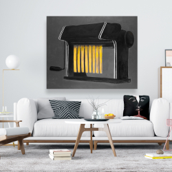 Canvas 48 x 60 - Fresh pasta machine