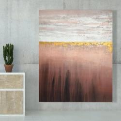 Canvas 48 x 60 - Golden pink