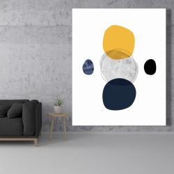 Canvas 48 x 60 - Spheres
