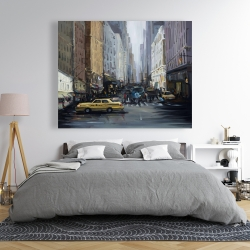 Canvas 48 x 60 - In the city