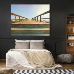 Canvas 48 x 60 - Footbridge