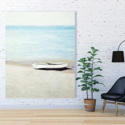 Canvas 48 x 60 - Along the sea