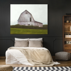 Canvas 48 x 60 - Rustic barn
