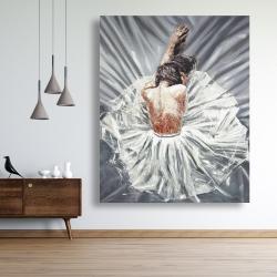 Canvas 48 x 60 - Ballerina