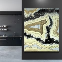 Canvas 48 x 60 - Lace agate