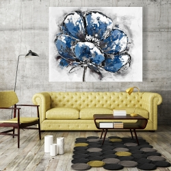 Canvas 48 x 60 - Small flower