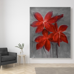 Canvas 48 x 60 - Asiatic lily