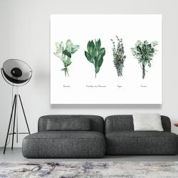 Canvas 48 x 60 - Fines herbes