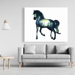 Canvas 48 x 60 - Elegant horse