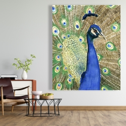 Canvas 48 x 60 - Peacock