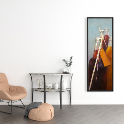 Framed 16 x 48 - Summer drinks
