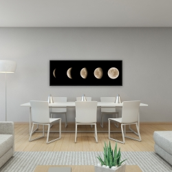 Framed 16 x 48 - Eclipse