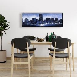 Framed 16 x 48 - Midtown