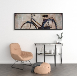 Framed 16 x 48 - Industrial bicycle