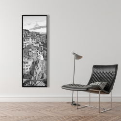 Framed 16 x 48 - Manarola in italy