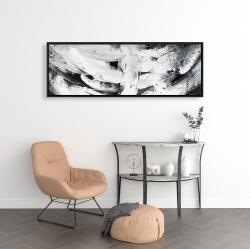Framed 16 x 48 - Mayhem