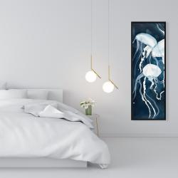 Framed 16 x 48 - Medusa