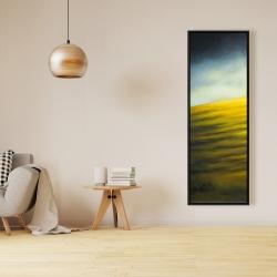Framed 16 x 48 - Hillock