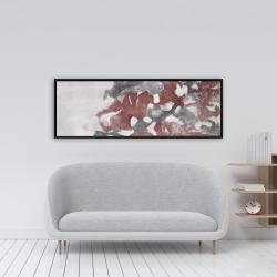 Framed 16 x 48 - Erosion