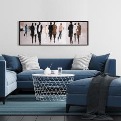 Framed 16 x 48 - Avenue
