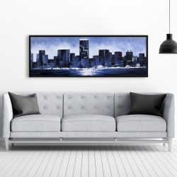 Framed 20 x 60 - Midtown