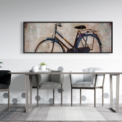 Framed 20 x 60 - Industrial bicycle