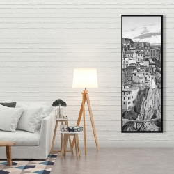 Framed 20 x 60 - Manarola in italy