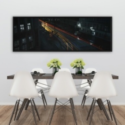 Framed 20 x 60 - Downtown