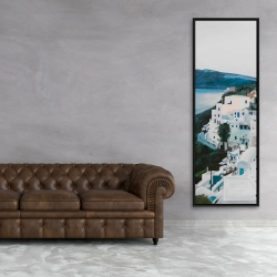 Framed 20 x 60 - Travel in greece