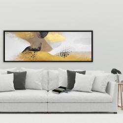 Framed 20 x 60 - Improvisation